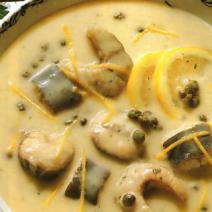 Горчичный суп
