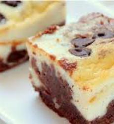 Ванильно - шоколадный творожный десерт, шоколадный десерт, творожный десерт, десерт, творожный